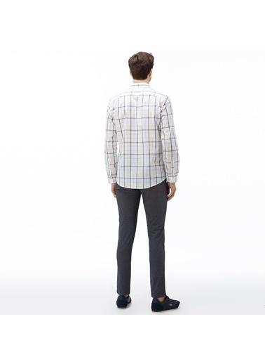 Lacoste Erkek Slim Fit Pantolon HH0026.26L Lacivert
